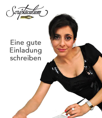 Scriptaculum - Silberhochzeit einladung ...