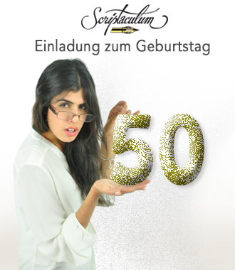 Einladung 50 Geburtstag Text