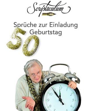 Einladungskarten Zum 50. Geburtstag