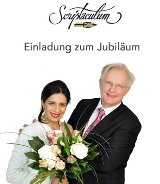 scriptaculum, Einladungsentwurf