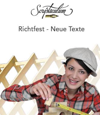 Richtfest Sprüche | Scriptaculum