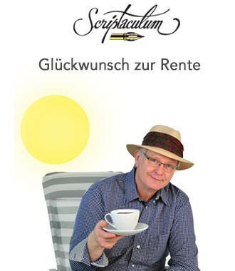 Gratulation Zur Rente