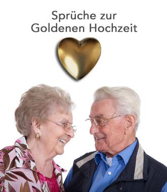 Enkel gedichte goldene hochzeit Goldene Hochzeit: