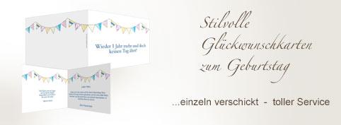 Glückwunschkarten Zum Geburtstag